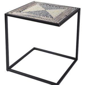 Accent Table Metal HL0315