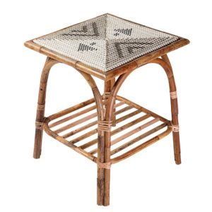 Accent table rattan HL0316