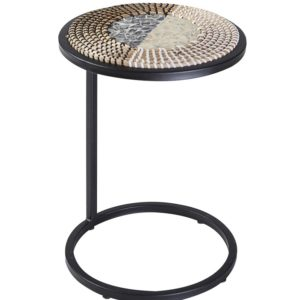 Accent Table Metal HL0318