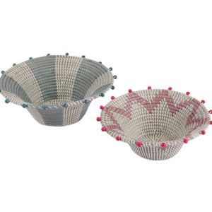Bowl Seagrass sets of 2 HL1982