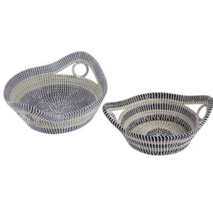 Bowl Seagrass sets of 2 HL2014