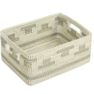 Basket seagrass Rect HL3525