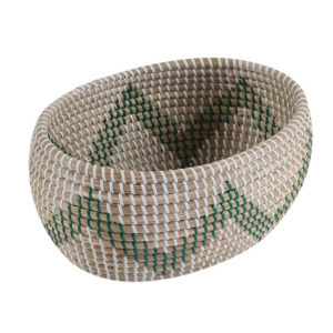 Basket seagrass oval HL2040