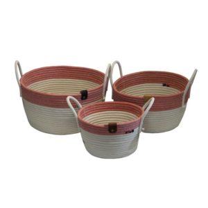 Basket cotton rope HL3675