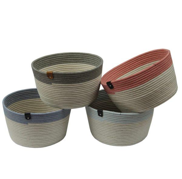 Basket cotton rope HL4978