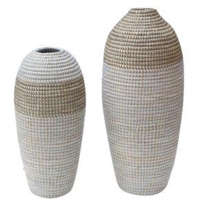 Vase Seagrass HL5085
