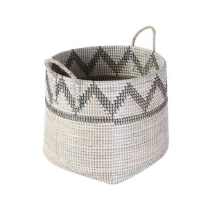 Laundry basket seagrass HL9943