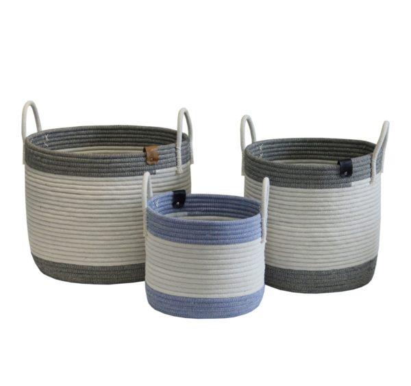 Laundry basket cotton rope HL5002